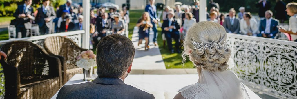weddings at Storrs Hall