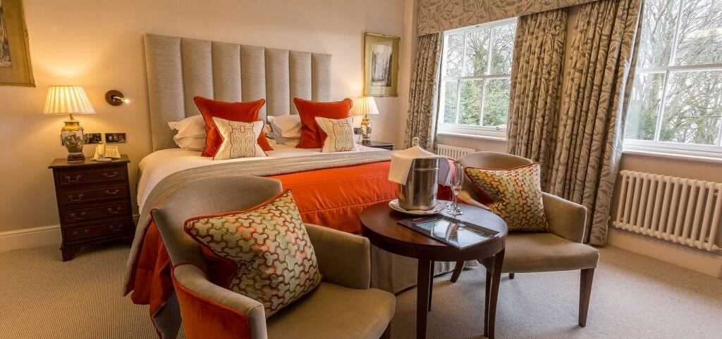 Our Rooms - Luxury Accommodation in the Lake District | Storrs Hall